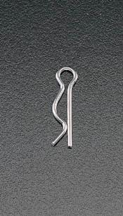 エスコ スナップピンセット[ステンレス製] (EA949WK)