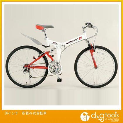 (EA986Y-31A) エスコエスコ 26インチ折畳み式自転車 (EA986Y-31A), グルービーネイル:e500fc34 --- sunward.msk.ru
