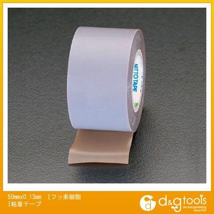 エスコ 50mmx0.13mm[フッ素樹脂]粘着テープ (EA944RD-7)