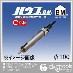 ハウスビーエム ハウスB.Mサイディングウッドコア100mm 100mm SWC-100