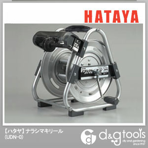 ハタヤ/HATAYA ハタヤナラシマキエヤーリールUDN型本体(2分・3分兼用) UDN-0