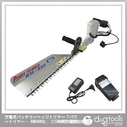 アイデック バッテリーヘッジトリマーパワートリマー 600ミリ BH-600B
