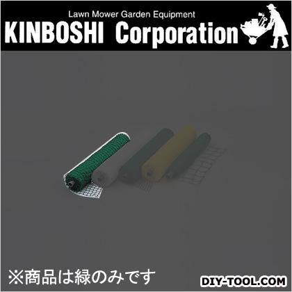 ゴールデンスター/キンボシ 有結ロール巻ネット37.5mm目 緑 1mx30m 7570