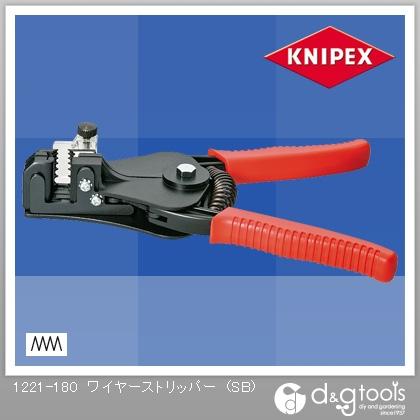 クニペックス ワイヤーストリッパー(SB)  1221-180