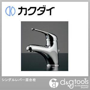 カクダイ シングルレバー混合栓(混合水栓)  183-038