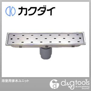 カクダイ 浴室用排水ユニット  4288-600