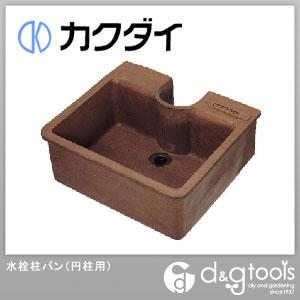カクダイ(KAKUDAI) 水栓柱パン(円柱用) 624-901