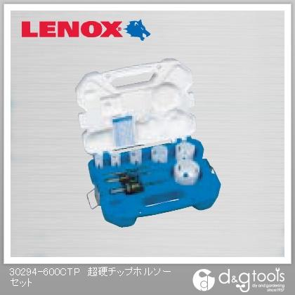 レノックス 超硬チップホールソーセット(配管用セット) 30294-600CTP