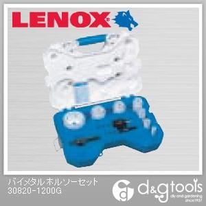 レノックス バイメタルホルソーセット30820-1200G 310H-1200G
