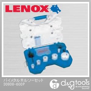 レノックス バイメタルホルソーセット30808-600P(水道工事用) 310H-600P