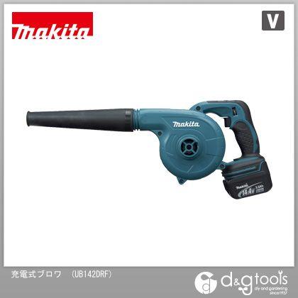 マキタ/makita 充電式ブロワ(付属品)バッテリ・充電器付  UB142DRF