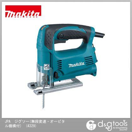 マキタ ジグソー(無段変速・ オービタル機構付) (4329)
