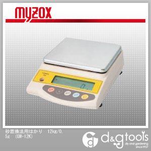 トミカチョウ マイゾックス 砂置換法用はかり 12Kg (GM-12K)/0.5g/0.5g (GM-12K) 12Kg デジタルはかり はかり, GO CYCLE:8d01e4de --- saaisrischools.com