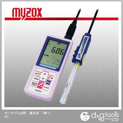 便携式 pH 计扩展 maisox (HM-30 P)