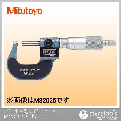 ミツトヨ カウント外側マイクロメーター(193-112)  M820-50