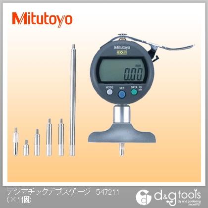ミツトヨ デジマチックデプスゲージ  547-211