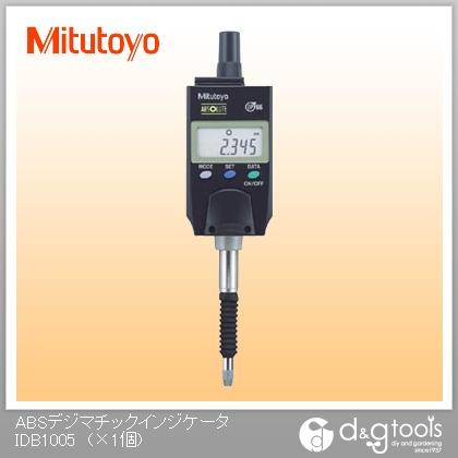 """ミツトヨ ABSクーラントプルーフデジマチックインジケータ""""(バックプランジャー型)543-580 (ID-B1005) マイクロメーター マイクロ マイクロメータ"""