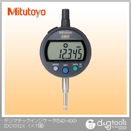 ミツトヨ ABS方式デジマチックインジケータ(543-400) ID-C1012X
