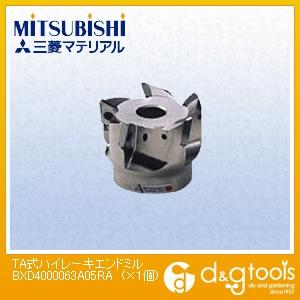 三菱マテリアル TA式ハイレーキエンドミル  BXD4000063A05RA 1 個