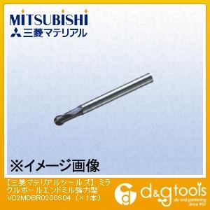 三菱マテリアル ミラクルボールエンドミル強力型 (MMCD1171) 1本 旋盤用アクセサリ 旋盤用 旋盤 アクセサリ アクセサリー 刃物 旋盤用アクセサリー