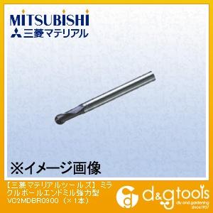三菱マテリアル ミラクルボールエンドミル強力型  MMCA6237 1 本