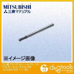 三菱マテリアル ミラクルボールエンドミル  MMCA5061 1 本