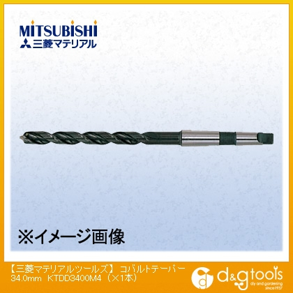 三菱マテリアル コバルトテーパード 34.0mm MMCA1637 1 本