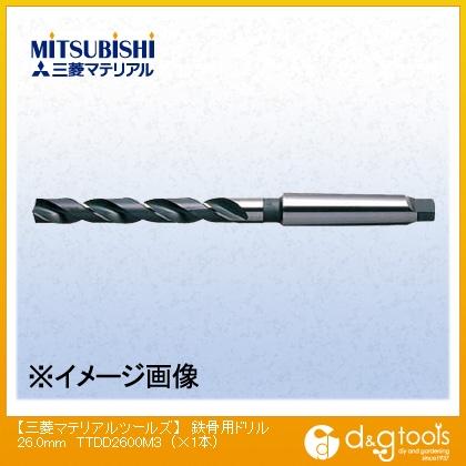 ミツビシマテリアル 鉄骨用ドリル 26.0mm MMCA3548 1本