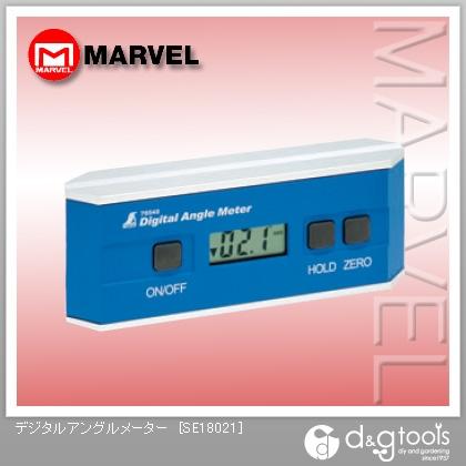 男女兼用 セールSALE%OFF マーベル デジタルアングルメーター SE18021