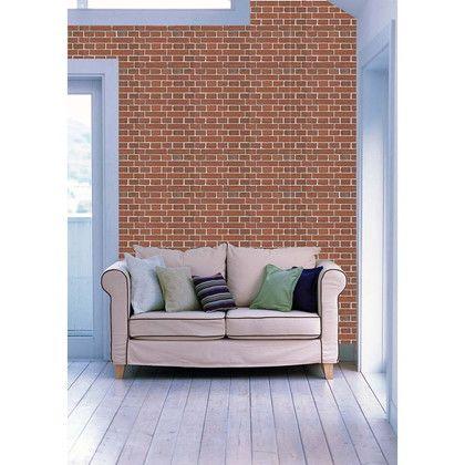 アサヒペン デジタルプリント壁紙 46cm×15m F-005