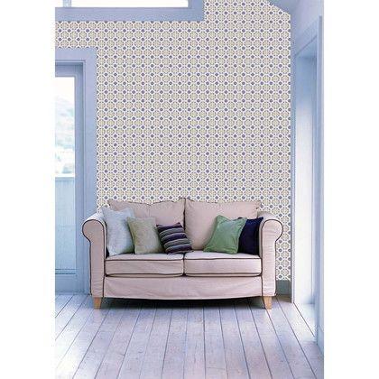 アサヒペン デジタルプリント壁紙 46cm×15m F-007