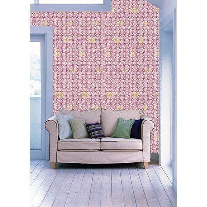 アサヒペン デジタルプリント壁紙 46cm×15m F-008