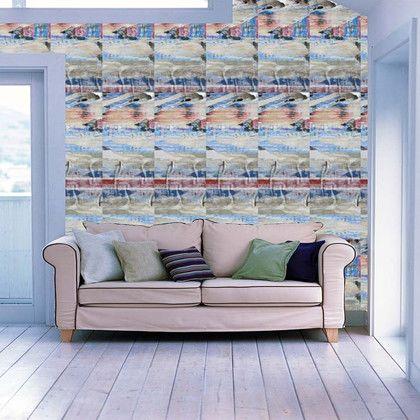 アサヒペン デジタルプリント壁紙 46cm×15m F-015