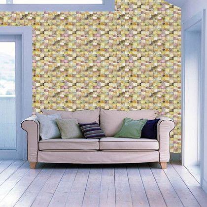 アサヒペン デジタルプリント壁紙 46cm×15m F-018