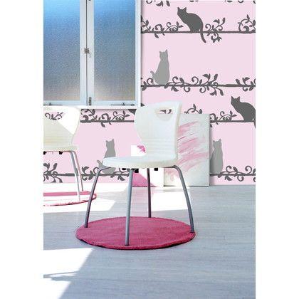 アサヒペン デジタルプリント壁紙 46cm×15m P-004