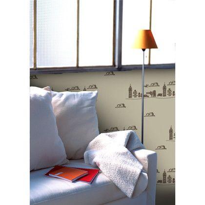 アサヒペン デジタルプリント壁紙 46cm×15m V-003
