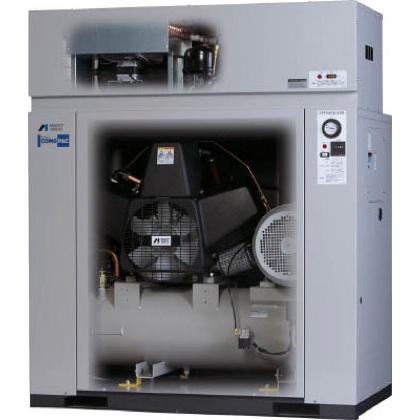 アネスト岩田 オイルフリーコンプレッサ 単相100V 0.75KW 単相100V 50Hz (CFP07C8.5DC5)