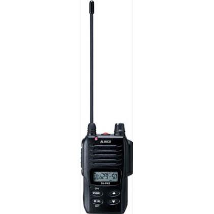 アルインコ 防水特定小電力トランシーバー/同時通話(防水) (DJ-P45) 1個