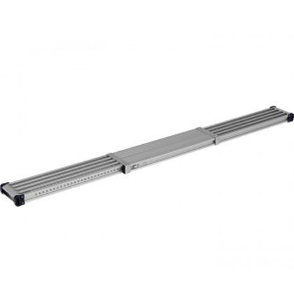 アルインコ 伸縮足場板 全長1.25~2.10m (VSS210H) 1台