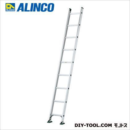 アルインコ 業務用アルミ製 1連はしご SXシリーズ 4.15m (SX-42S)