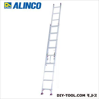 アルインコ 2連はしご(伸縮式ハシゴ) (CX-60DE) アルインコ ALINCO 2連はしご 梯子 ハシゴ はしご