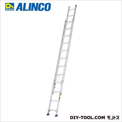 アルインコ 2連はしご(伸縮ハシゴ) 3.86m JXV-40DF