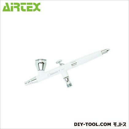 エアテックス エアブラシ ビューティ4 スノー(0.2mm仕様) 0.2mm (XP-B4AーWH)