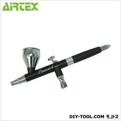 エアテックス エアブラシ ビューティ4 ナイト(0.5mm仕様) 0.5mm (XP-B4C-BK)
