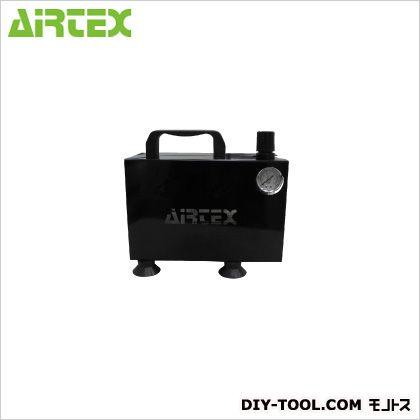 エアテックス コンプレッサーAPC018 ブラック (APC018-2)