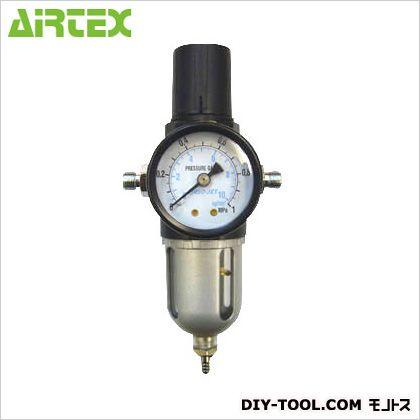 エアテックス 水取りフィルター付きレギュレーターMAFR-200 (MAFR-200-NL)