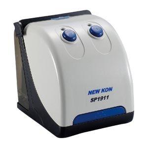 ニューコン パンチ&ステプラー(電動2穴) (SP1911)  文具・OA機器 文具・事務用品