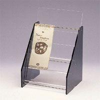 クラウン パンフレット台 (CR-PF13-T)  文具・OA機器 文具・事務用品