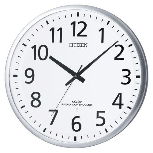 シチズン 電波掛時計スペイシーM465  8MY465-019