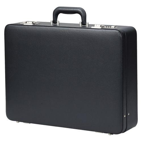 クラウン アタッシュケース 黒 (CR-AT312-B)  文具・OA機器 文具・事務用品